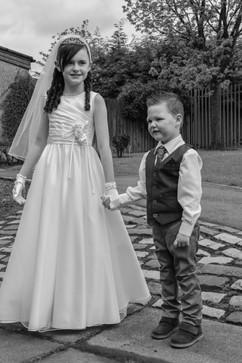 Bespoke chritening gown