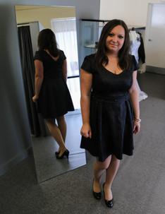Bespoke Little Black Dress