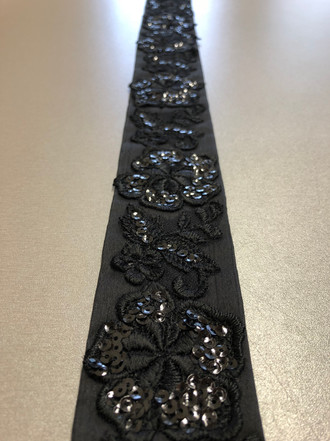 Bespoke lace belt