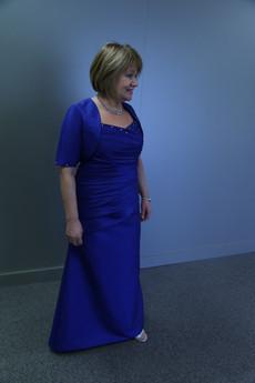 Bespoke evening dress