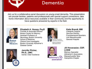 Collaborative Panel Discussion on Young Onset Dementia