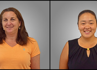 Welcome Two New Staff Members!