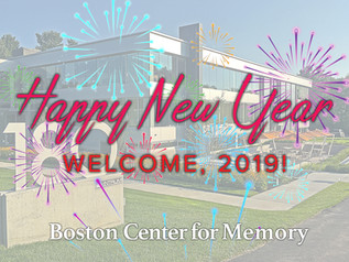 Holiday Hours at Boston Center for Memory