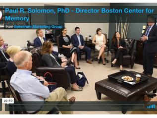 Saving 6 Million Minds: Dr. Paul Solomon at Centerpoint
