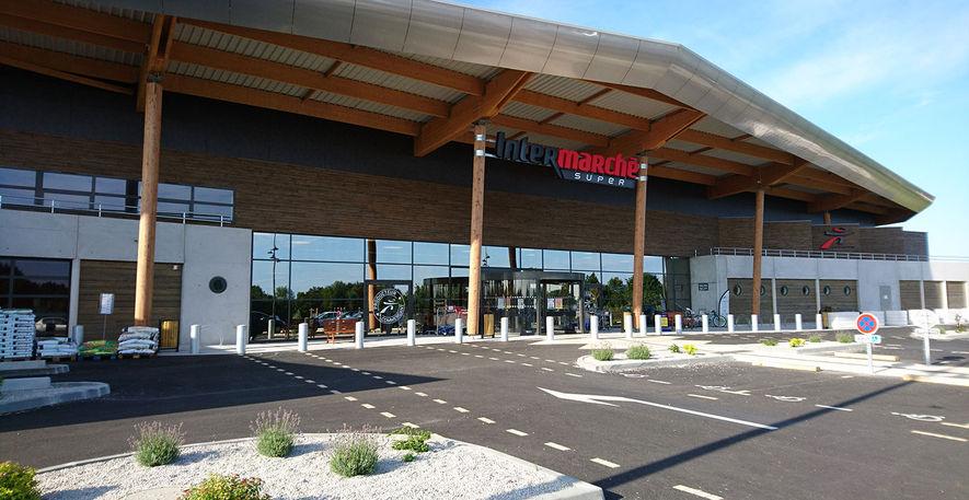 Intermarché St Julien sur Sarthe