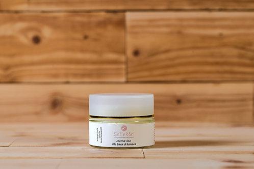 Crema Viso alla Bava di Lumaca 80% 50 ml