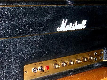MARSHALL JMP Super Lead '72