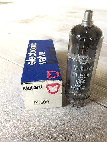 PL 500 Mullard