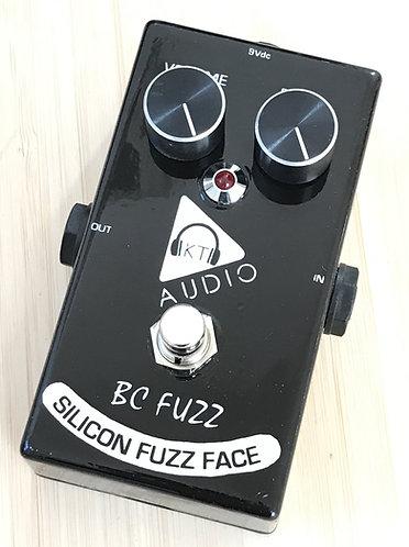 KT Audio BC Fuzz (Silicium Fuzz Face clone)