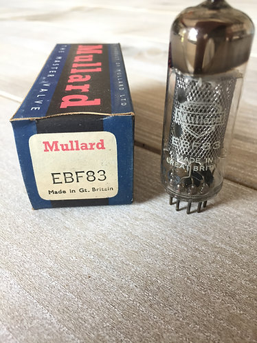 EBF 83 Mullard