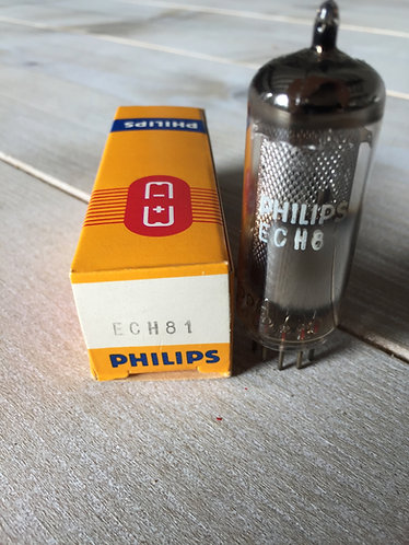 ECH 81 Philips