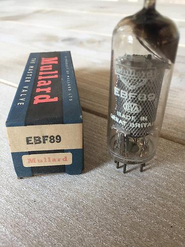 EBF 89 Mullard