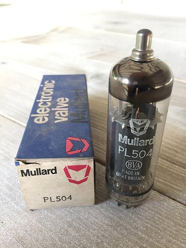PL 504 Mullard