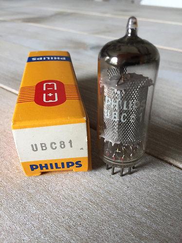 UBC 81 Philips