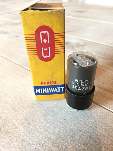 6SA7 GT Philips 'Miniwatt'