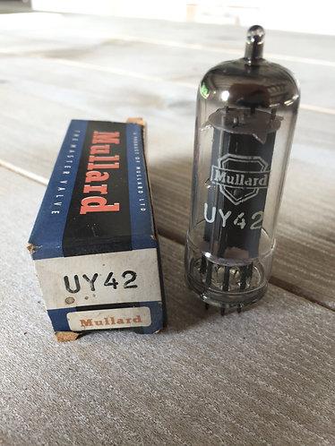UY 42 Mullard