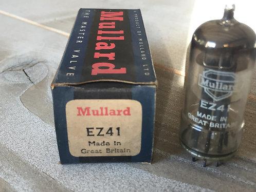 EZ 41 Mullard