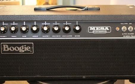 Mesa Boogie Mark III Coliseum '84
