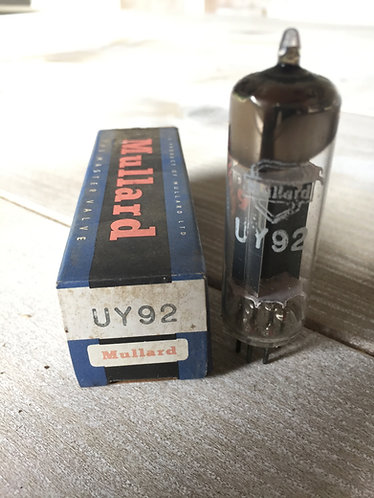 UY 92 Mullard