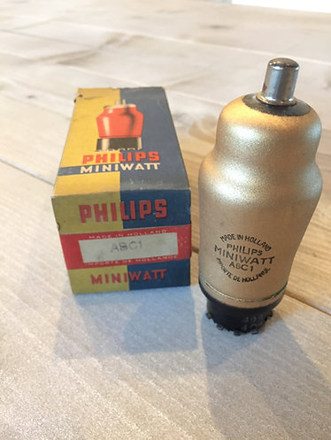 ABC 1 Philips 'Miniwatt'