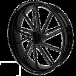 BlackCR2MotorcycleWheelwithBlackInserts.