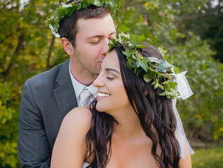 """Tyler & Codie: """"Tying"""" the Knot"""