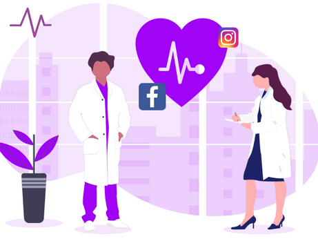 5 Tips to Use Social Media for Healthcare Lead Generation