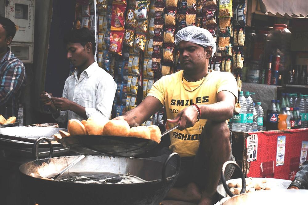 Indian Pakoda Employment