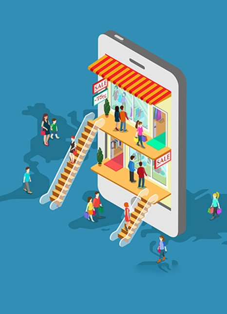 mobile ecommerce 2021