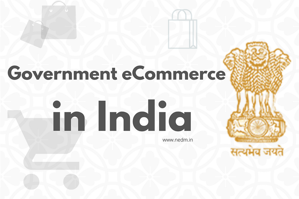 govt ecommerce in india