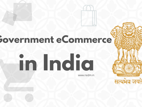 Government eCommerce in India: 6 Facts Every Indian eCommerce Seller Should Know