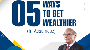 5 Ways to Become Wealthier (Warren Buffet's Tips)