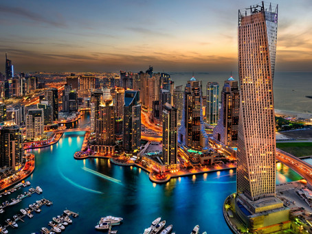 UAE; A DIVERSE, EXPANDING ECONOMY & INVESTOR-FRIENDLY GOVERNMENT POLICIES