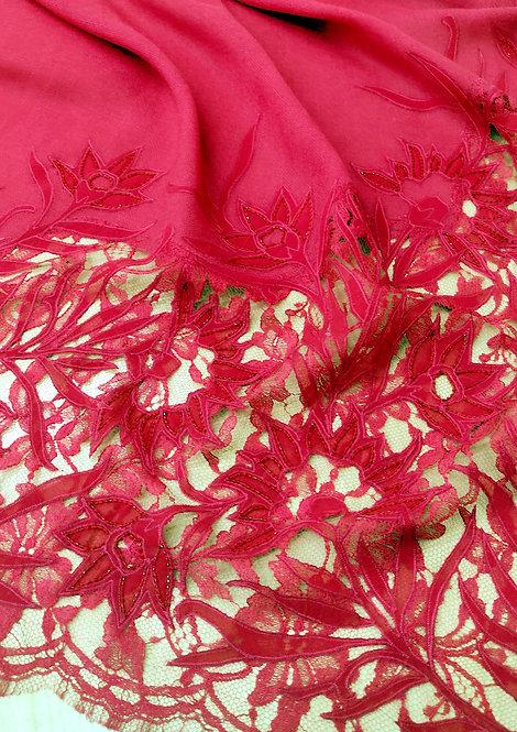Chrysanthemum Inlay