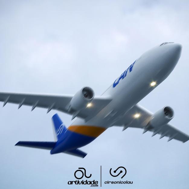 Vôo Airbus