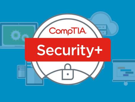 CompTIA Security+ won't get you six figures!!