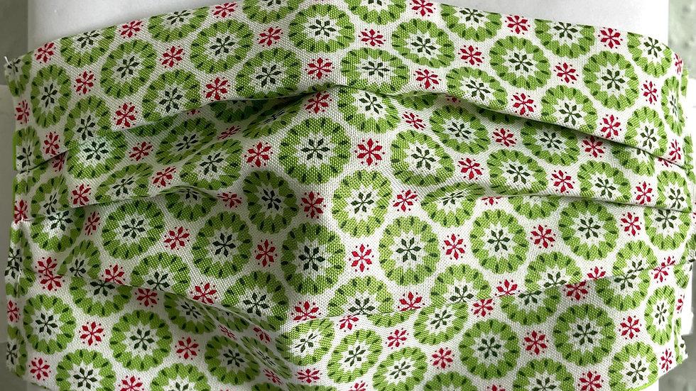 Green & Pink circles