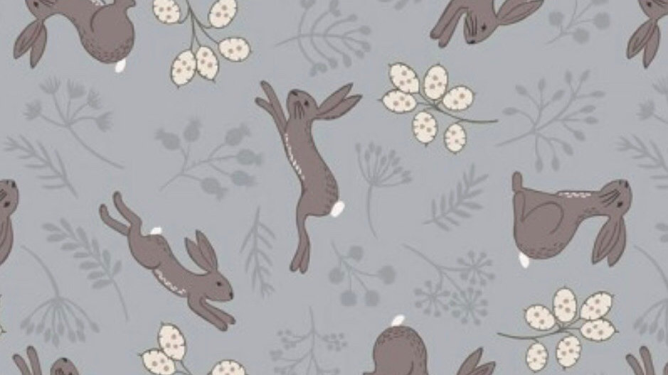 Leaping Hare Snood