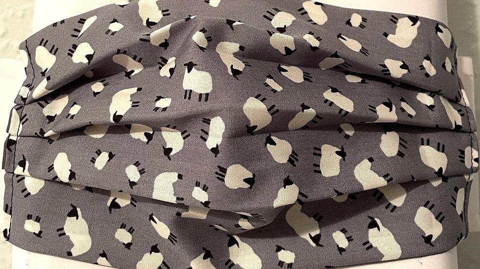 Counting Sheep Grey