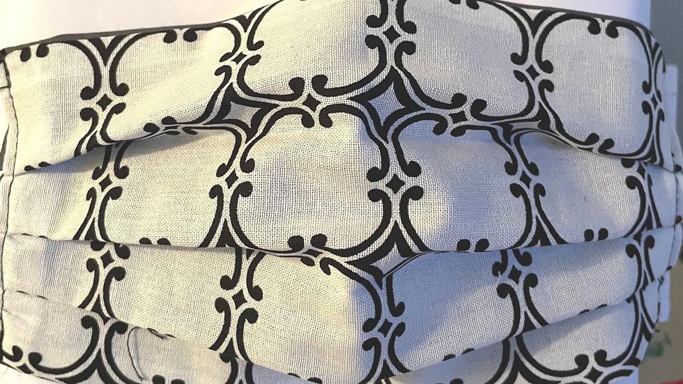 Black & White squiggle