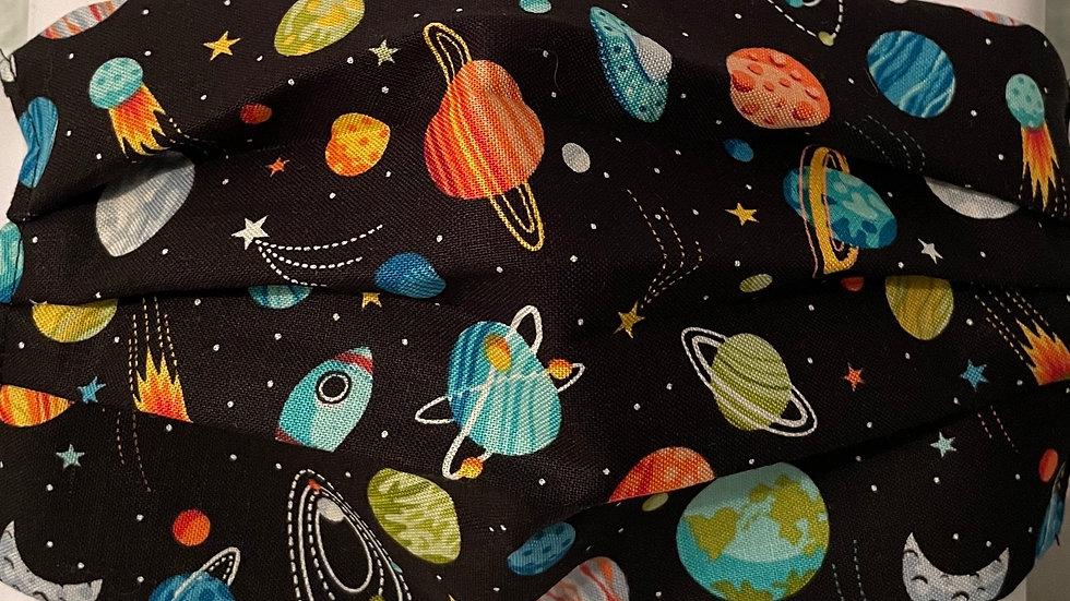 Black Planets