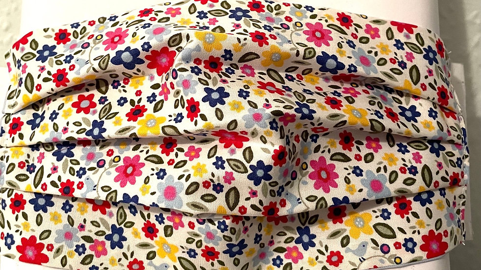 Multi Ditsy Floral