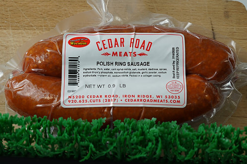 Polish Ring Sausage