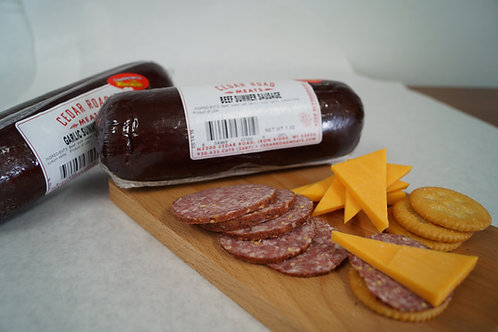 Beef Summer Sausage - 1lb