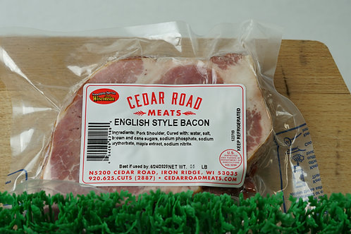 English Bacon