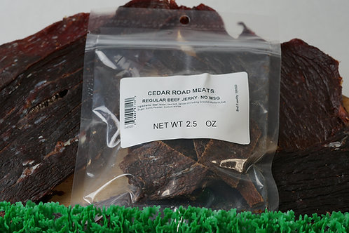 Regular Jerky