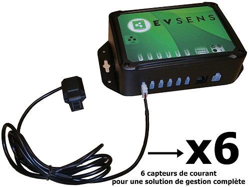 Module EVA 6 capteurs