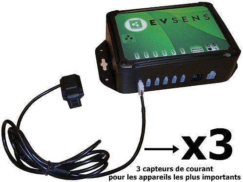 Module EVA 3 capteurs