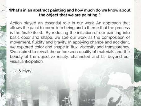 Art Exhibit: Aleatoric// Chromatic Fluidity