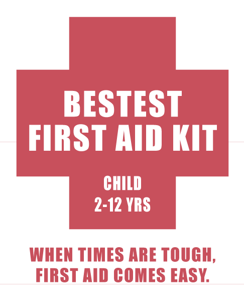 Bestest First Aid Kit -Child CNY295